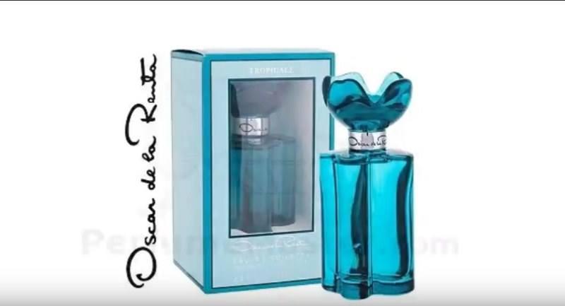 Perfume para el verano de Oscar de la Renta