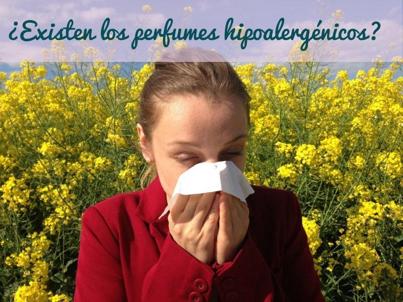 Conoce perfumes para personas alérgicas